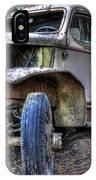 Wrecking Yard Study 3 IPhone Case