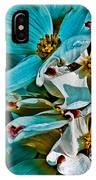 Wrinkly Petals IPhone Case
