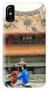 Wu Chang Gong IPhone Case
