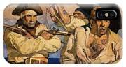 Wyeth: Treasure Island IPhone Case