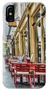 Wyndham Arcade Cafe 2 IPhone Case