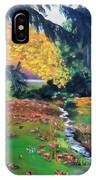 Wyomissing Creek IPhone Case