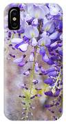 Wysteria IPhone Case
