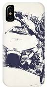X Games Snowmobile Racing 5 IPhone Case