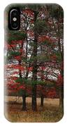 Xmas Colors  IPhone X Case