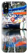 Yachts At Rest IPhone Case