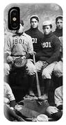 Yale Baseball Team, 1901 IPhone Case