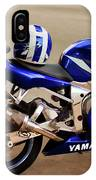 Yamaha Yzf-r6 Motorcycle IPhone Case