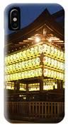 Yasaka Shrine IPhone Case