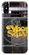 Ybor Square IPhone Case
