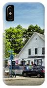 Ye Old Country Store IPhone Case