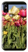 Yellow And Pink Tulips V 2018 IPhone Case