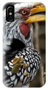 Yellow Beak IPhone Case