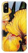 Yellow Beards IPhone Case