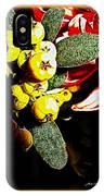 Yellow Berries IPhone Case
