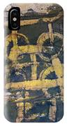 Yellow Colliery IPhone Case
