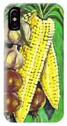 Yellow Corn IPhone Case