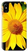 Yellow Daisey IPhone Case