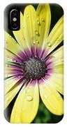 Yellow Daisy IPhone Case
