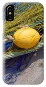 Yellow Floats IPhone Case