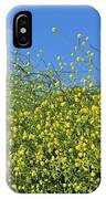 Yellow Mustard I IPhone Case