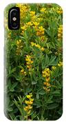 Yellow Pea 1 IPhone Case