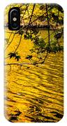 Yellow Reflection IPhone Case