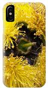 Yellow Tree Flower IPhone Case