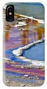 Yellowstone Abstract I IPhone Case