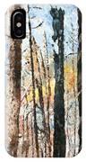 Yellowstone Park IPhone Case