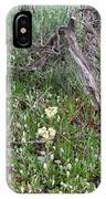 Yellowstone Renewal From Fire IPhone Case