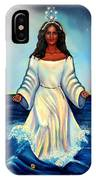Yemaya- Mother Of All Orishas IPhone Case