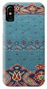 Yeni Mosque Prayer Carpet  IPhone Case