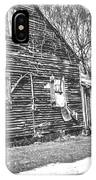 Yesteryear Old Slave Quarters IPhone Case