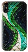 Yin Yang Abstract IPhone Case