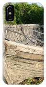 York Boat - Fort Garry IPhone Case