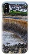 York Breakwater Barry Island IPhone Case