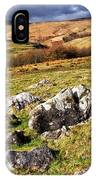 Yorkshire Dales Limestone Countryside IPhone Case