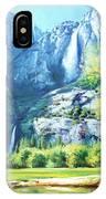 Yosemite Park IPhone Case