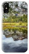 Yosemite Reflections Right IPhone Case