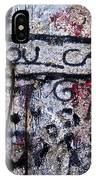 You Can - Berlin Wall  IPhone Case
