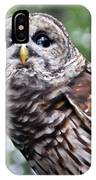 You Can Call Me Owl 2 IPhone Case