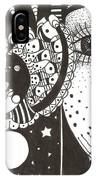You Me The Stars And The Moon IPhone Case