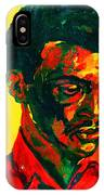 Young African Man IPhone Case
