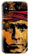 Young Apache Brave IPhone Case