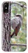 Young Flicker IPhone Case