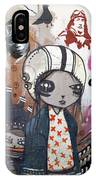 Young Girl IPhone Case