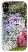 Young Khmer Girl - Cambodia IPhone Case