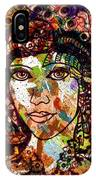 Young Maiden IPhone Case