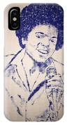 Young Michael Jackson IPhone Case